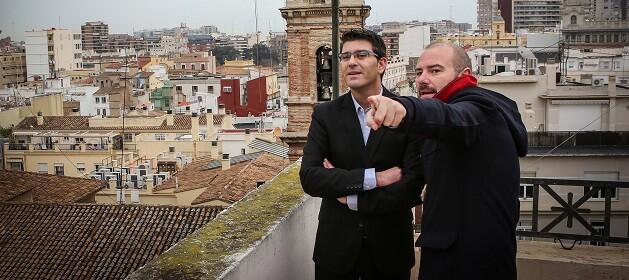 Jorge Rodríguez ofrecerá igualmente a los ayuntamientos la posibilidad de tramitar el cobro de la tasa a través del Servicio de Gestión Tributaria (SGT) provincial.