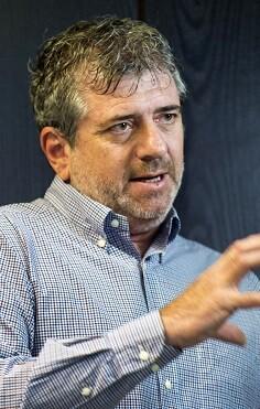 Josep Bort, diputado de Medio Ambiente. (Foto-Abulaila).