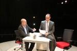 L'Institut Valencià de Cultura porta a l'escenari del Rialto 'El Crèdit' dirigida per Sergi Belbel.