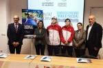La Diputación ayuda a traer a Valencia a las mejores jugadoras de hockey del mundo.