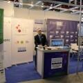 La Diputación expone cinco proyectos europeos y la estrategia DUSI en la 'Global Robot Expo 2017'.