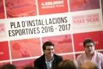 La Diputación invierte 4,3 millones en la mejora y conservación de instalaciones deportivas municipales. (Foto-Abulaila).