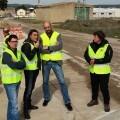 La Diputación mejora en seguridad y servicios la carretera Moixent-Fontanars.