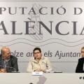 La Diputación presenta el Campeonato Autonómico de Raspall con un 20 por ciento más de clubes femeninos. (Foto-Abulaila).