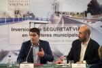 La Diputación proyecta una rotonda en la CV-505 entre Alzira y Sueca para facilitar el acceso al polígono carretera de Albalat.
