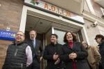 La Diputación subvenciona la puesta en marcha de 7 vehículos adaptados para asociaciones de discapacitados. (Foto-Abulaila).