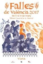 La Fiesta de los Sentidos imagen de las #Fallas 2017 #SomPatrimoni #CridaFalles17 (6)