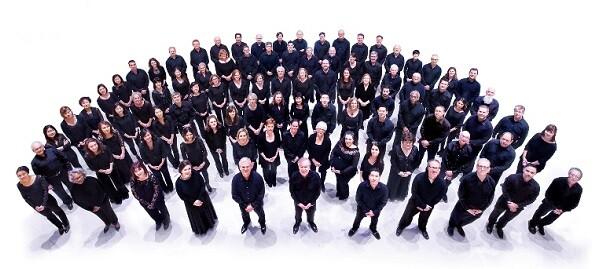 La St. Louis Symphony. (Foto-Dilip Vishwanat).