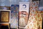 La estación de València Nord acoge la exposición de artesanía valenciana 'Seda y Metal'.