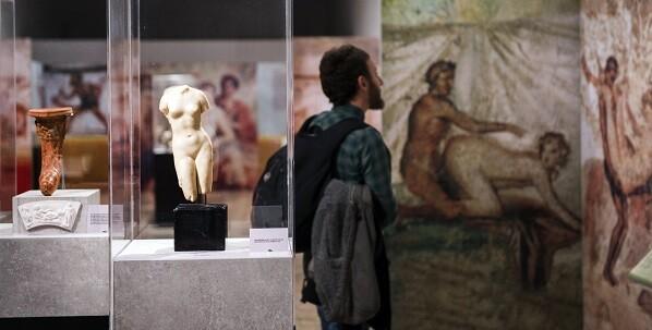 La exposición del Museu de Prehistòria de Valencia desvela los aspectos más íntimos de la vida de los romanos, desde la República hasta el siglo IV. (Foto-Abulaila).