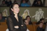 La joven directora Beatriz Fernández coordinará la actuación de 14 agrupaciones musicales en la Plaza del Ayuntamiento (1)