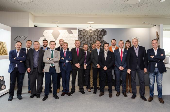La sala Fryda de Valencia acogió entre el pasado 20 y 23 de febrero un evento muy especial con motivo del 30 aniversario de Colorker S.A (4)