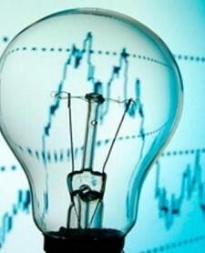 Los precios mayoristas de la electricidad marcaron máximos el mes pasado.