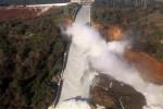 Más de 200.000 personas son evacuadas en California por el peligro de desbordamiento de una presa.
