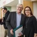 """Maria Josep Amigó-""""Resulta absolutamente necesario revertir la infrafinanciación de nuestros Ayuntamientos"""". (Foto-Abulaila)."""