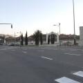 Movilidad Sostenible señala las paradas de EMT de Manuel Soto y delimita sus carriles de circulación.