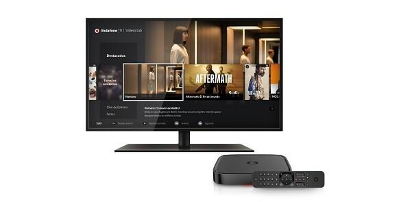 Nueva Vodafone TV.