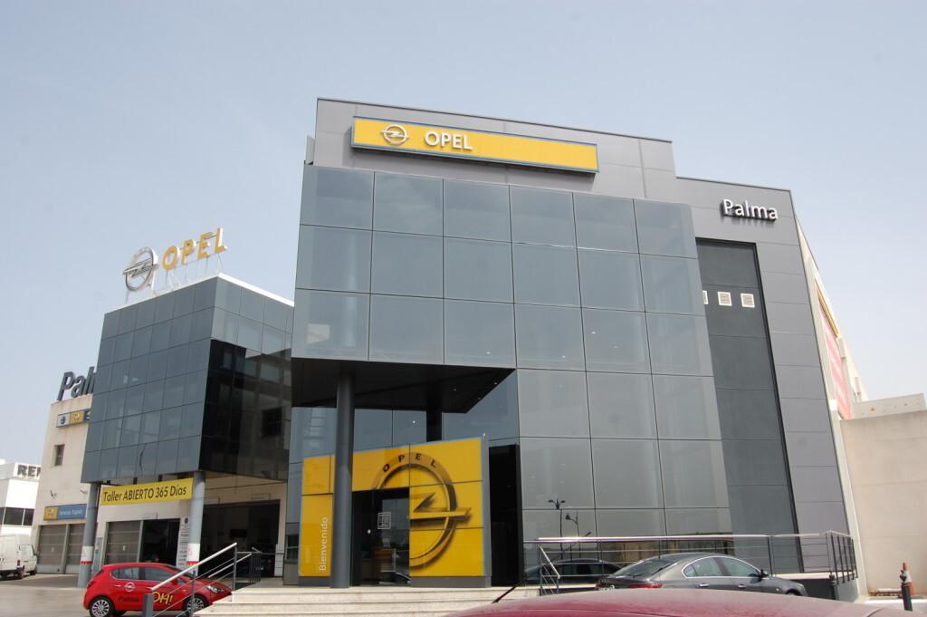 Opel Palma ha cerrado el ejercicio 2016 como el concesionario de la Comunidad Valenciana número 1 en ventas totales