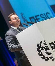 P. Eduardo Gómez Martín, Director General de ESIC