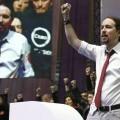 Pablo Iglesias arrasa en Asamblea Nacional Ciudadana 'Vistalegre II' de Podemos.