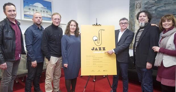 Presenctación del ciclo 'Jazz a poqueta nit' (Foto-Eva Ripoll)