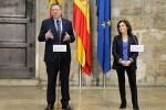Puig urge a acordar un nuevo modelo de financiación para garantizar los servicios fundamentales respetando la igualdad y la singularidad entre territorios.