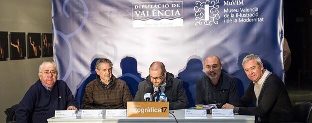Rueda prensa presentación de las exposiciones del MuVIM. (Foto-Abulaila).