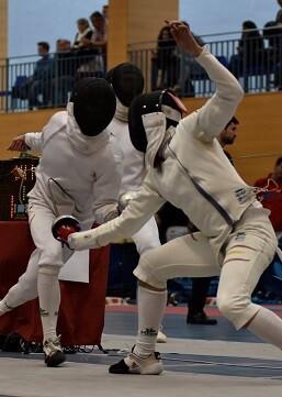 Salas vs Carles. Campeonato España Junior 2016. (Foto-Eva Pavía).