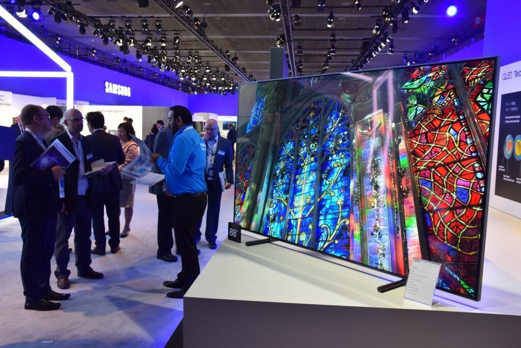 Samsung muestra sus novedades del año en el Forum - Booth de Barcelona (1)