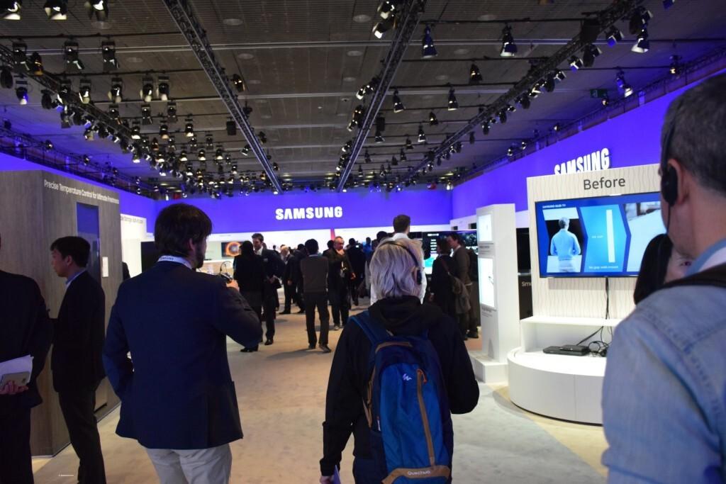Samsung muestra sus novedades del año en el Forum - Booth de Barcelona (10)