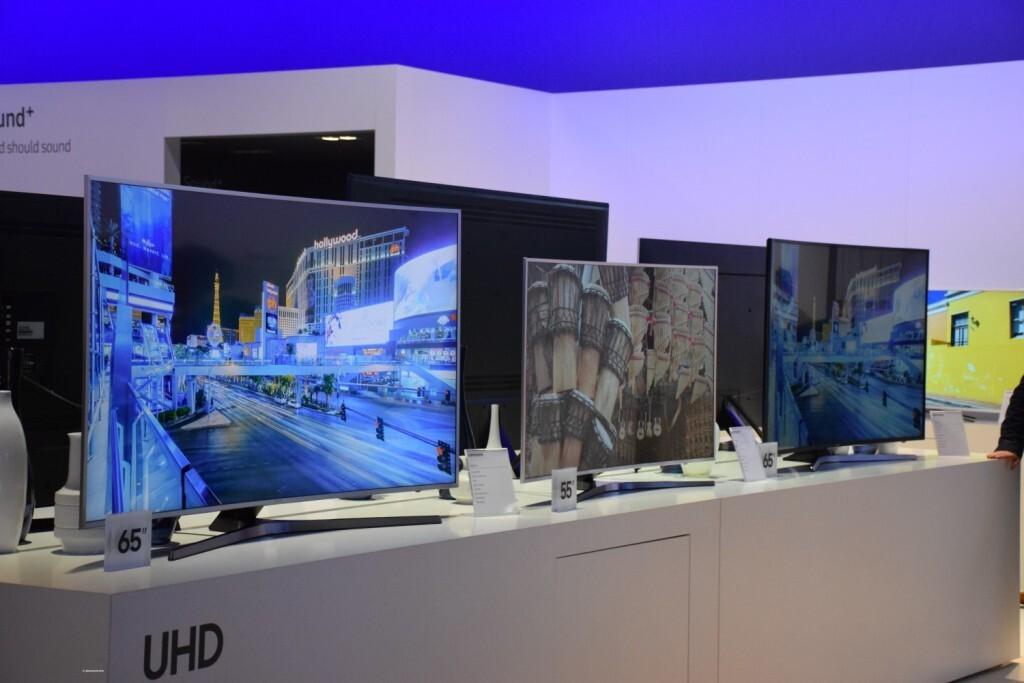 Samsung muestra sus novedades del año en el Forum - Booth de Barcelona (11)