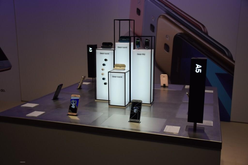 Samsung muestra sus novedades del año en el Forum - Booth de Barcelona (12)