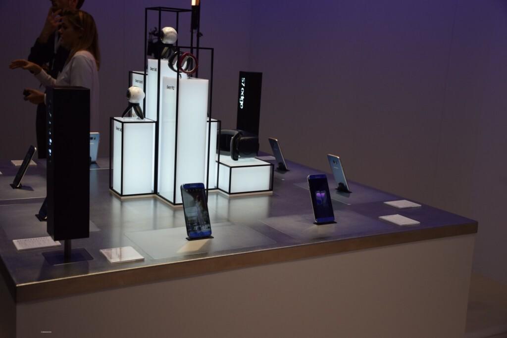 Samsung muestra sus novedades del año en el Forum - Booth de Barcelona (13)