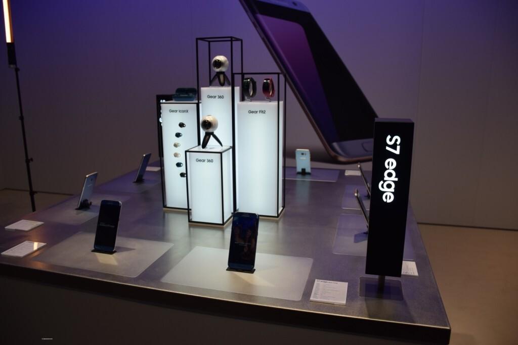 Samsung muestra sus novedades del año en el Forum - Booth de Barcelona (14)