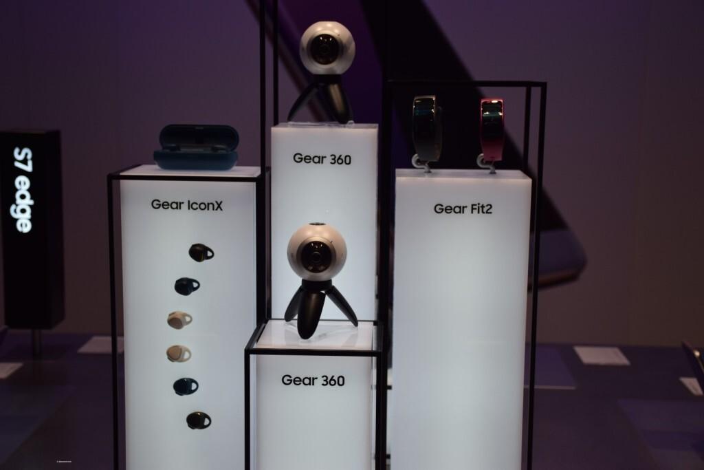 Samsung muestra sus novedades del año en el Forum - Booth de Barcelona (15)