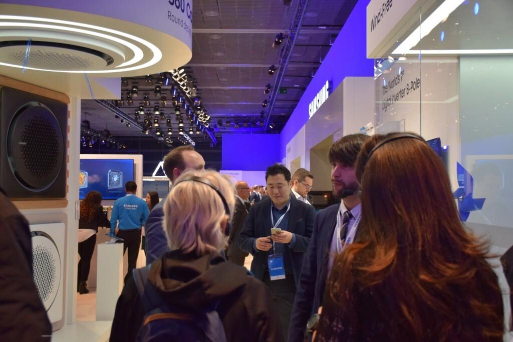 Samsung muestra sus novedades del año en el Forum - Booth de Barcelona (16)