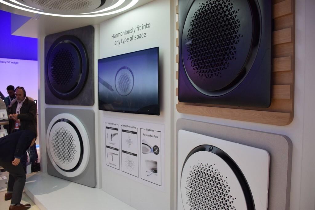 Samsung muestra sus novedades del año en el Forum - Booth de Barcelona (18)