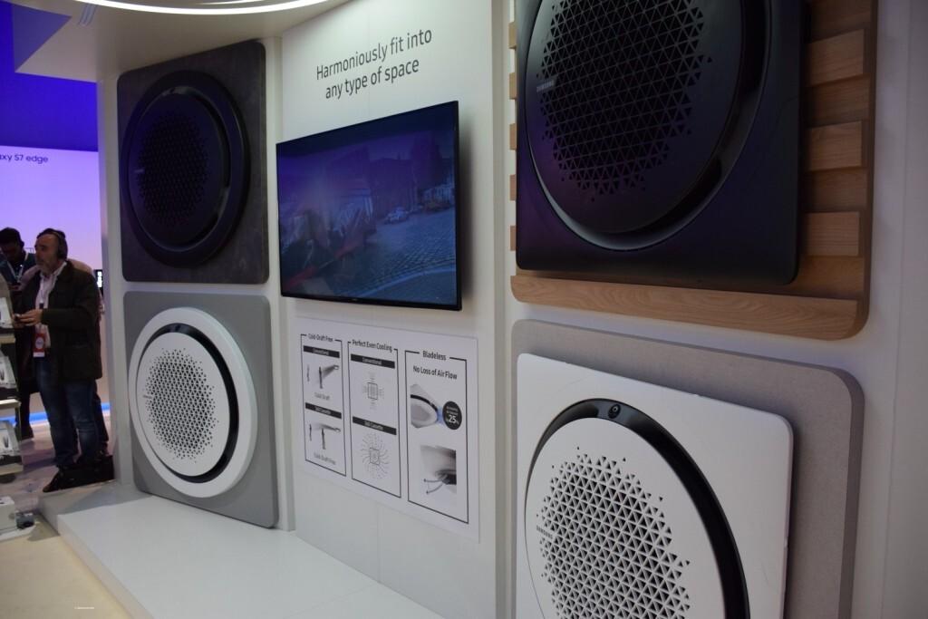 Samsung muestra sus novedades del año en el Forum - Booth de Barcelona (19)