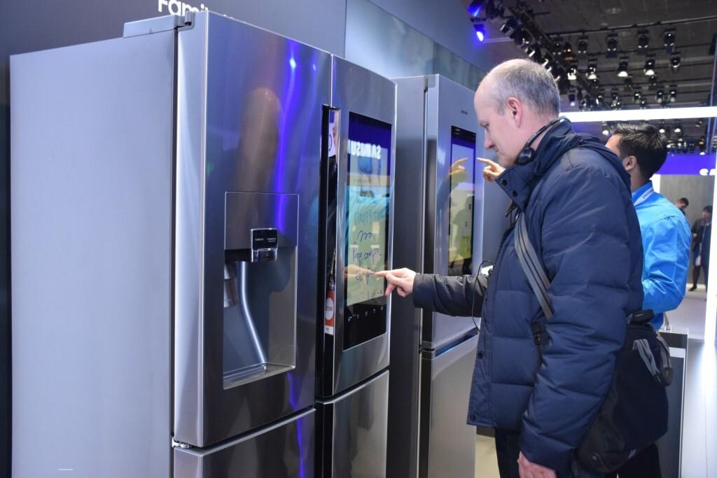 Samsung muestra sus novedades del año en el Forum - Booth de Barcelona (2)