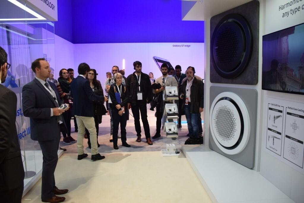 Samsung muestra sus novedades del año en el Forum - Booth de Barcelona (20)