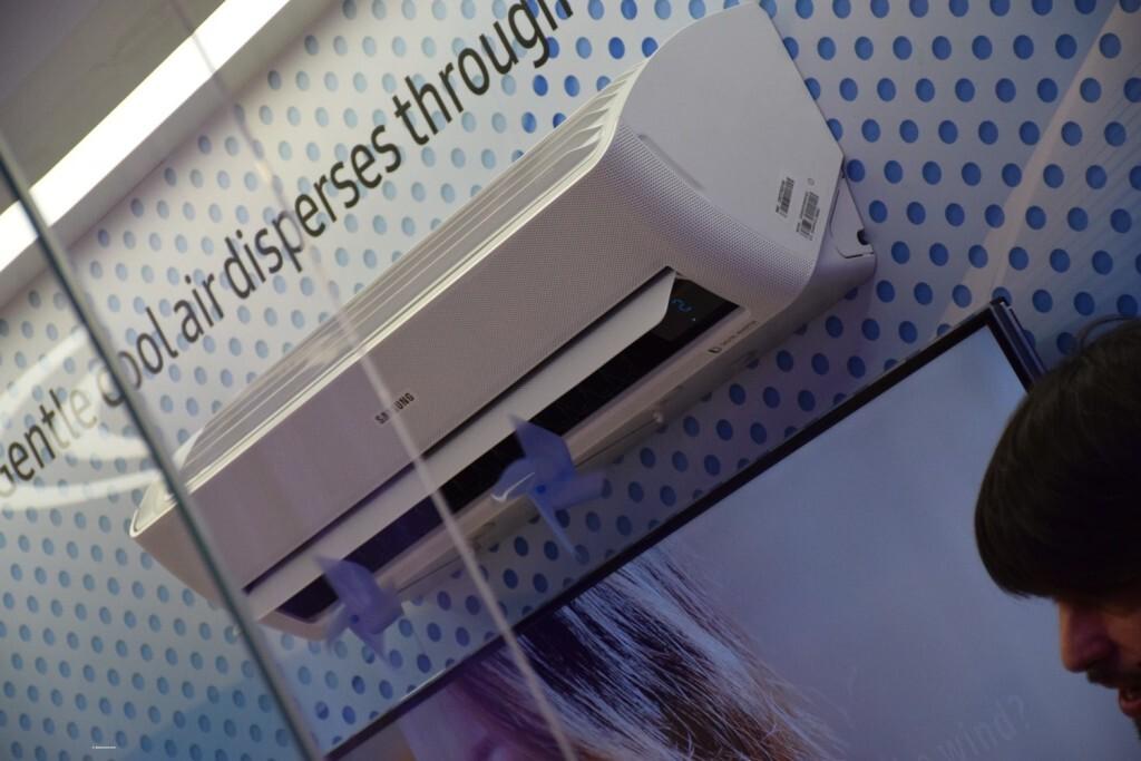 Samsung muestra sus novedades del año en el Forum - Booth de Barcelona (22)