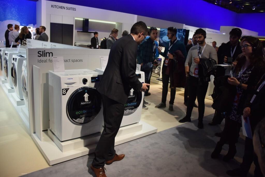 Samsung muestra sus novedades del año en el Forum - Booth de Barcelona (24)