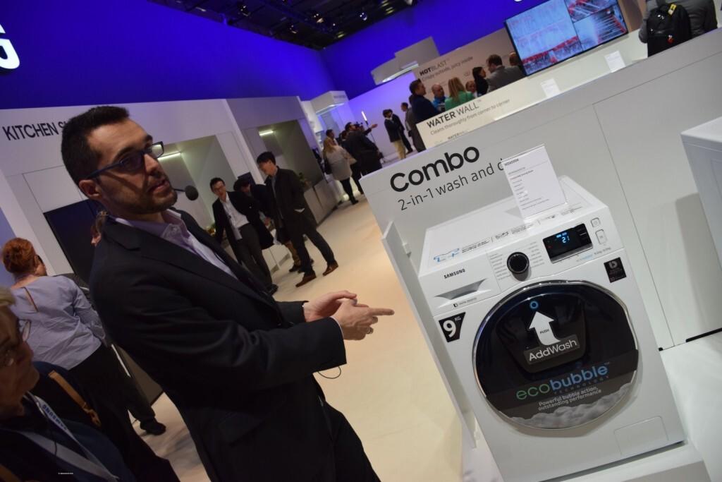Samsung muestra sus novedades del año en el Forum - Booth de Barcelona (28)