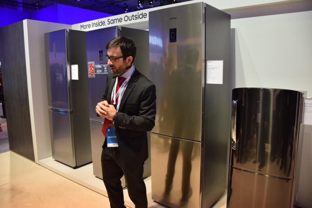 Samsung muestra sus novedades del año en el Forum - Booth de Barcelona (33)