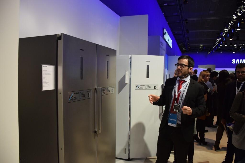 Samsung muestra sus novedades del año en el Forum - Booth de Barcelona (35)