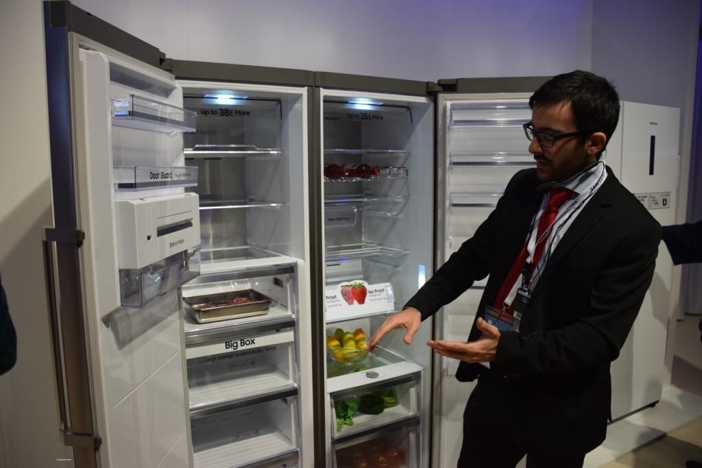 Samsung muestra sus novedades del año en el Forum - Booth de Barcelona (39)