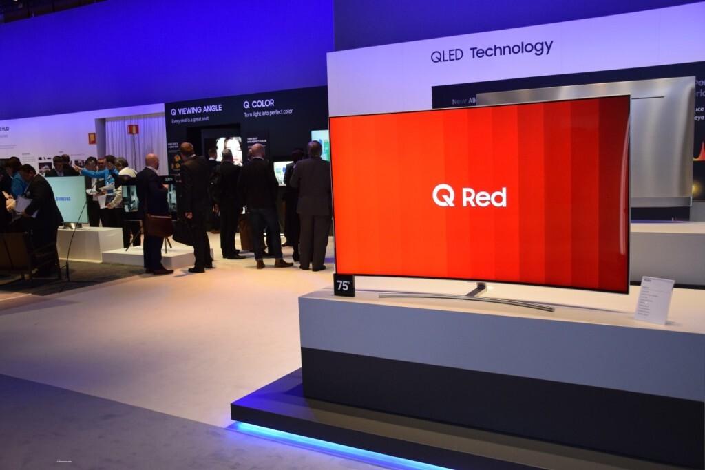 Samsung muestra sus novedades del año en el Forum - Booth de Barcelona (4)