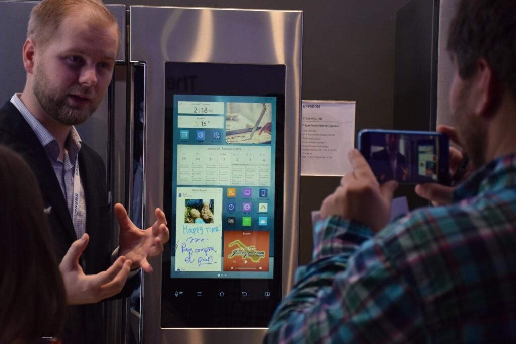 Samsung muestra sus novedades del año en el Forum - Booth de Barcelona (41)