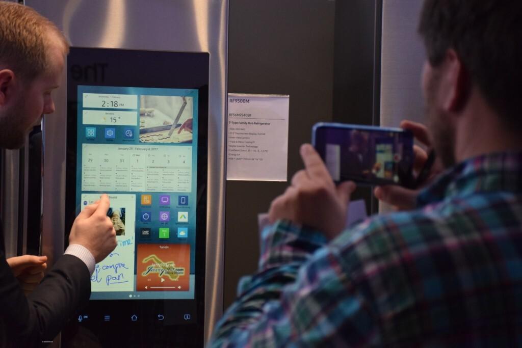 Samsung muestra sus novedades del año en el Forum - Booth de Barcelona (42)
