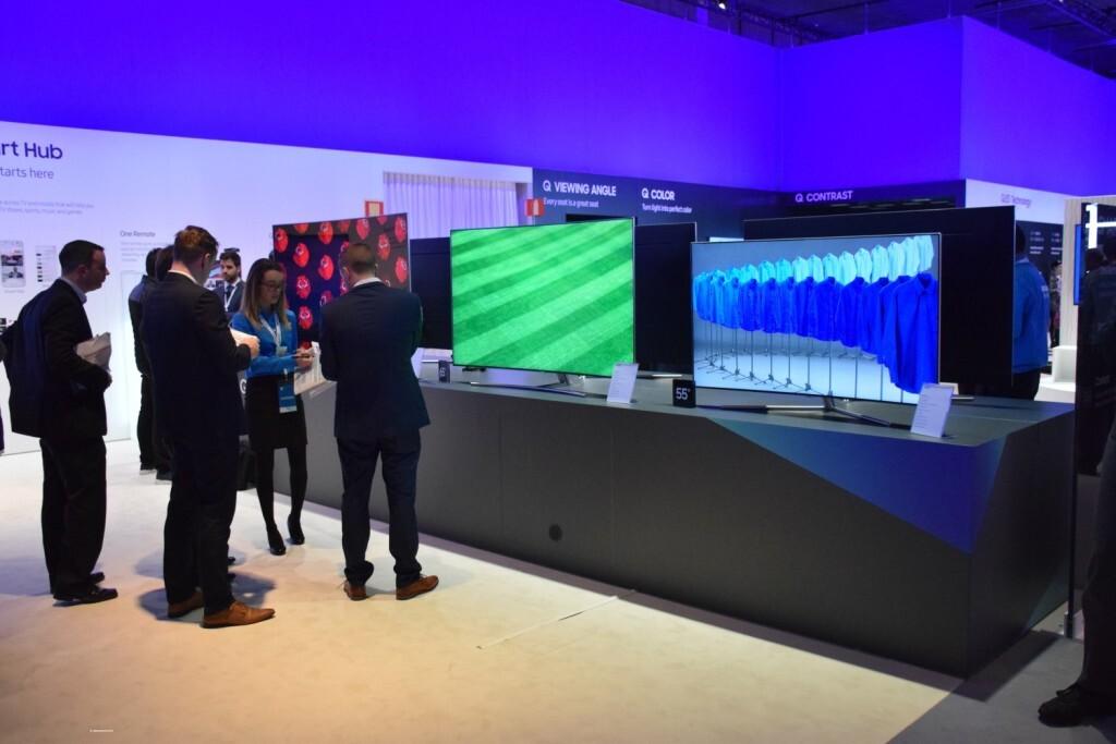 Samsung muestra sus novedades del año en el Forum - Booth de Barcelona (46)